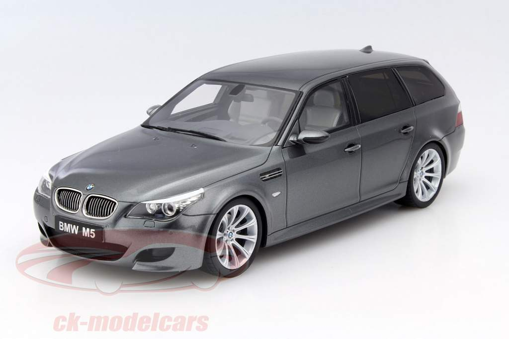 Bmw M5 Touring Sports Car In Camouflage From Ottomobile