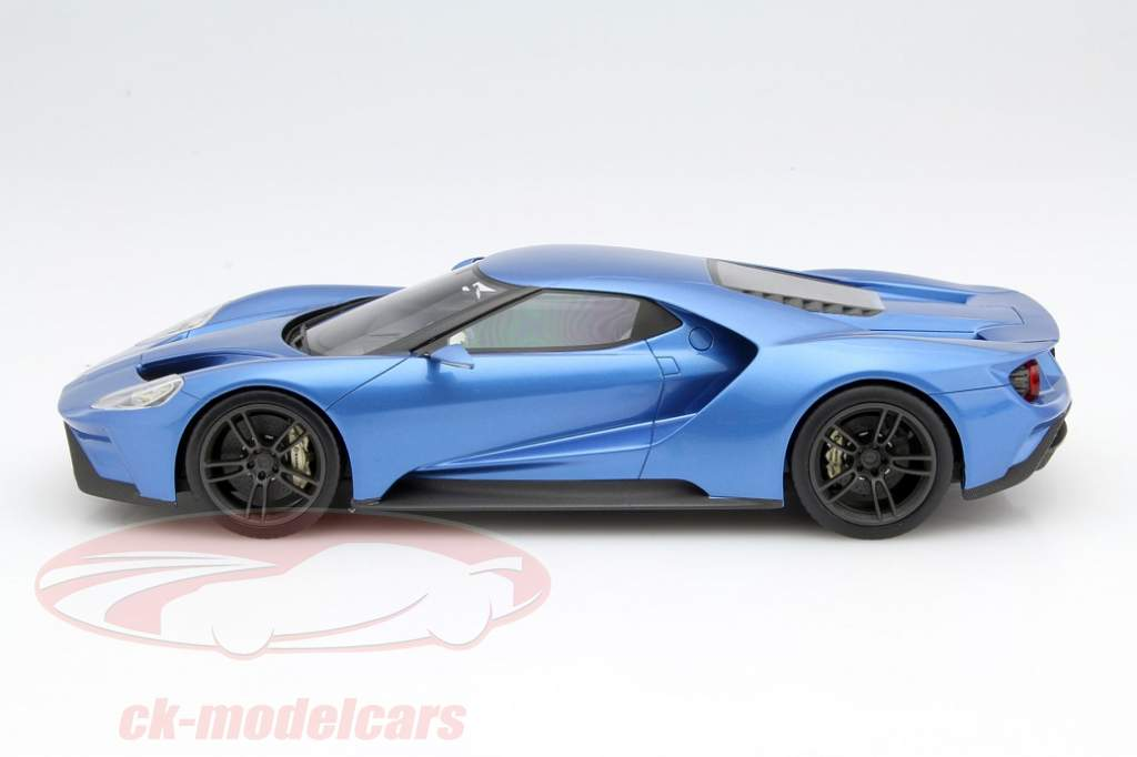 Model Car Ford Gt Scale