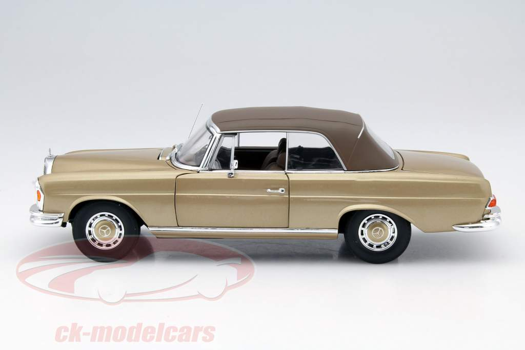 Ck modelcars b66040629 mercedes benz 280 se cabriolet for 1968 mercedes benz 280 se convertible