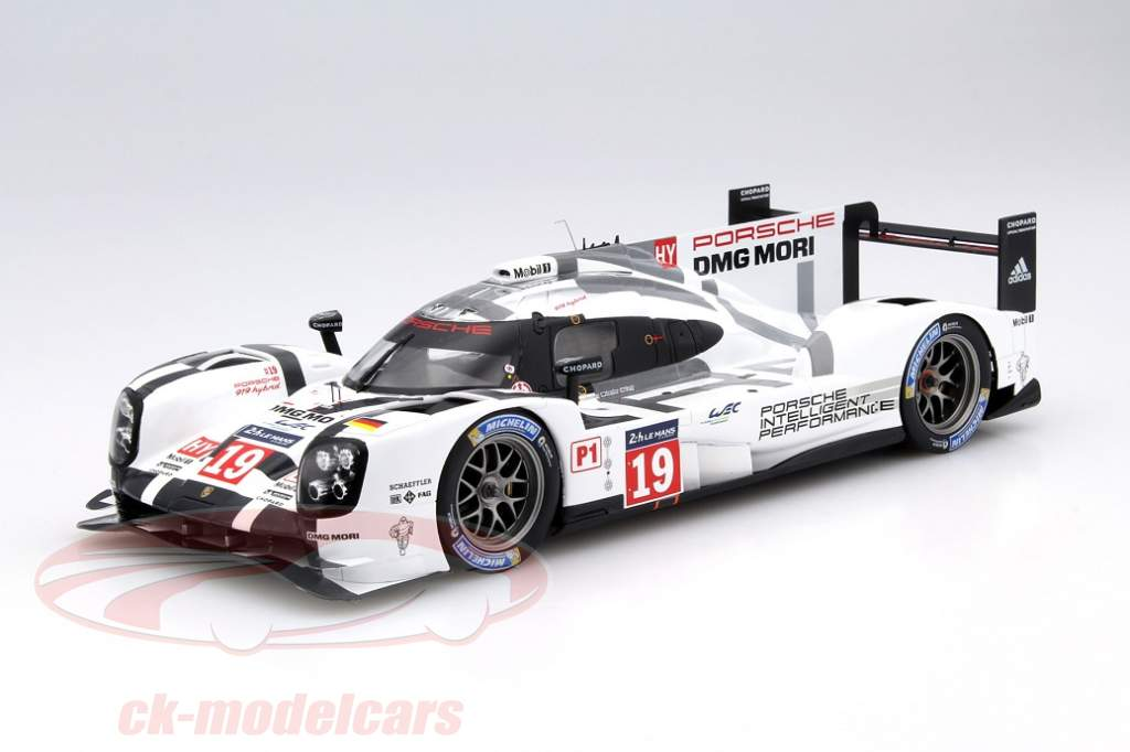 Porsche 919 Le Mans 2015 Most Important Model Of The Year