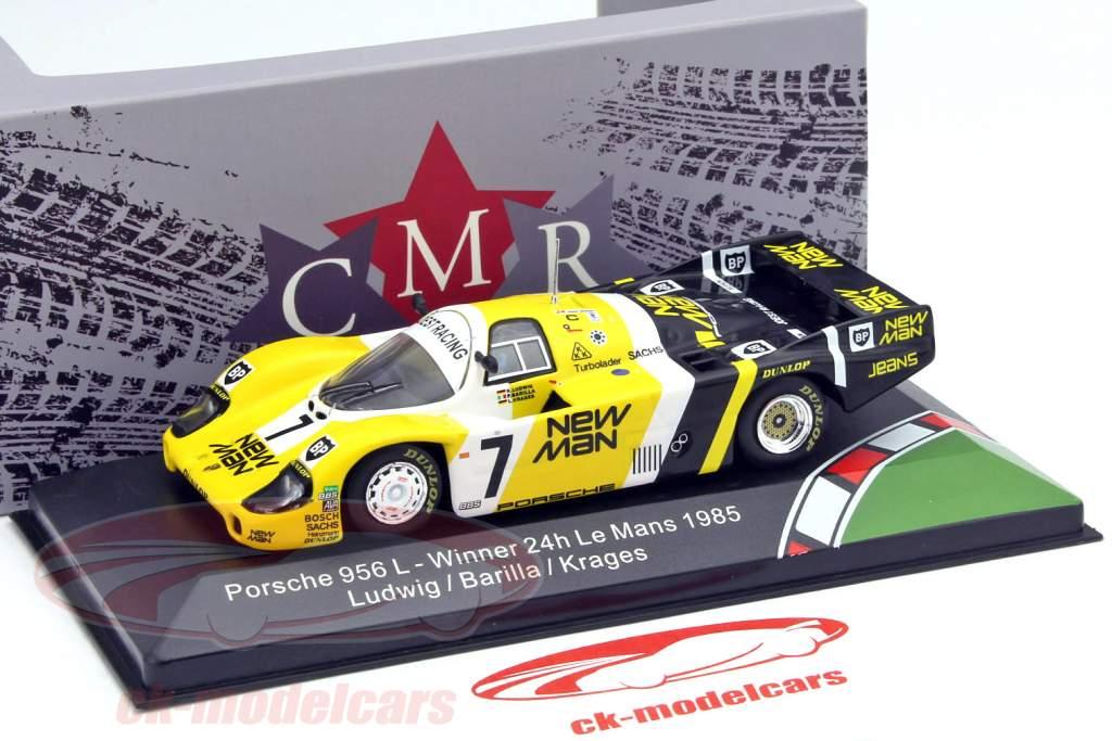 CMR WINNER LE MANS 1985 PORSCHE 956 NEW MAN CMR43007 1//43