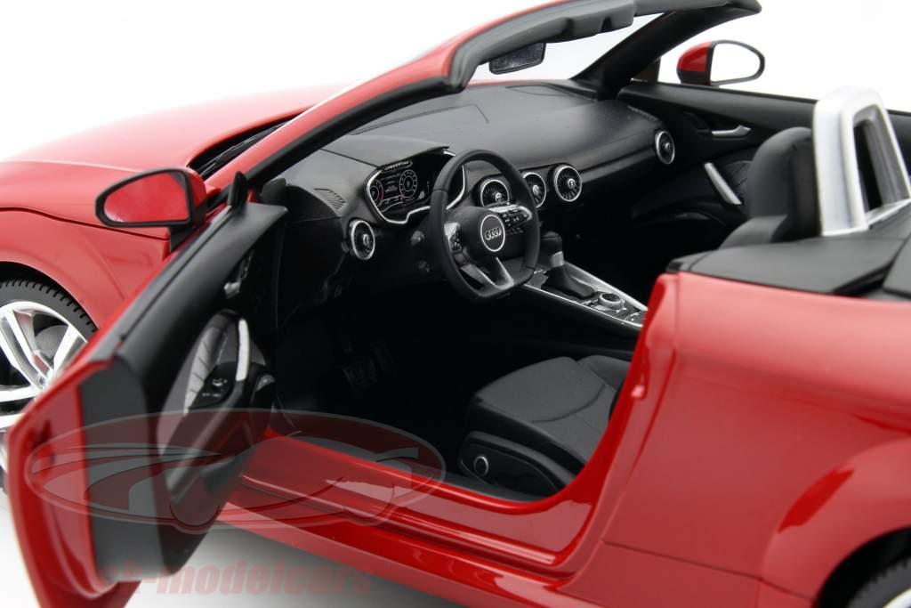 Audi TT Roadster tango red 1:18 Minichamps