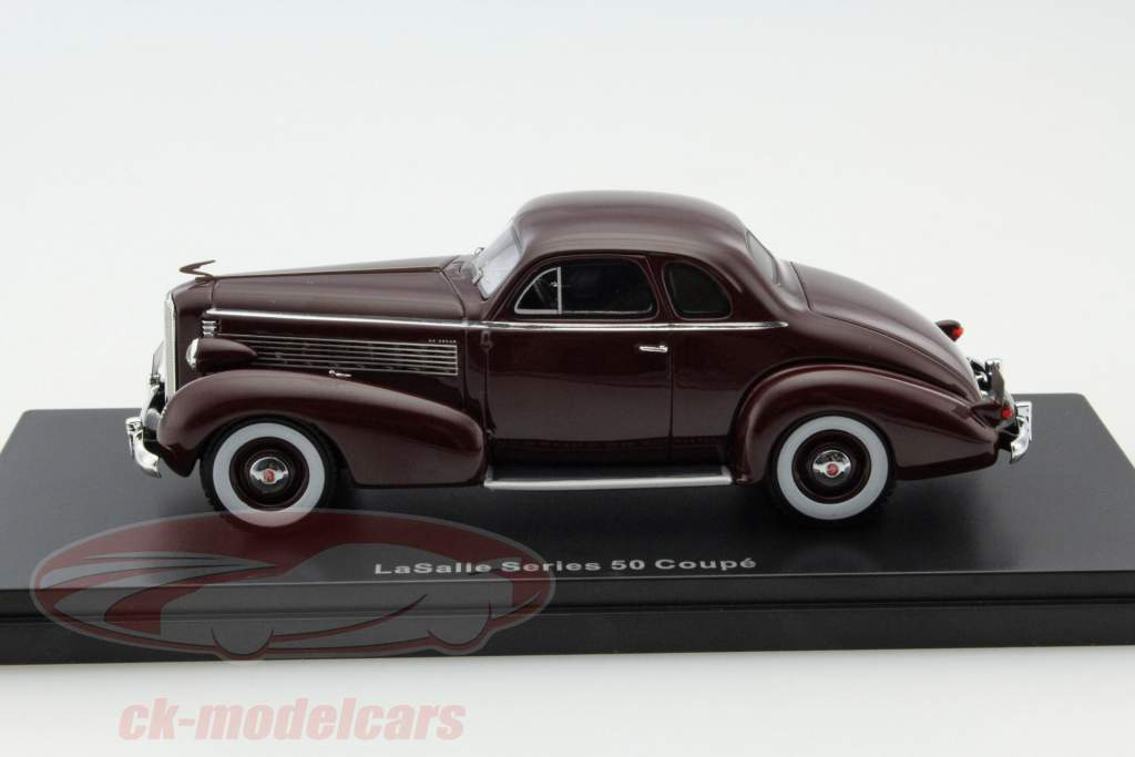 ck modelcars 45760 lasalle series 50 coupe ann e 1937. Black Bedroom Furniture Sets. Home Design Ideas