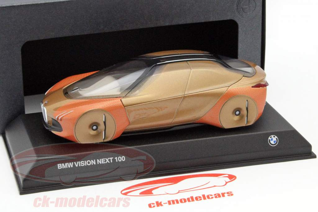 BMW Vision Next 100 bronze / orange 1:43 Norev