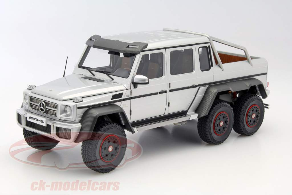 Ck modelcars 76301 mercedes benz g63 amg 6x6 year 2013 for 2013 mercedes benz g63 amg