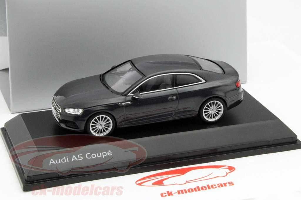 CKModelcars Audi A Coupe Manhattan Gray Spark - Audi of manhattan