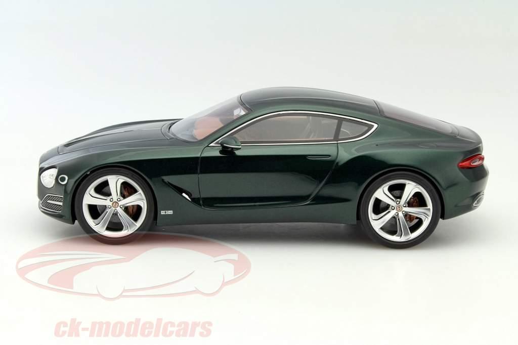 Bentley Exp 10 Speed 6 As A Model Car From Gt Spirit