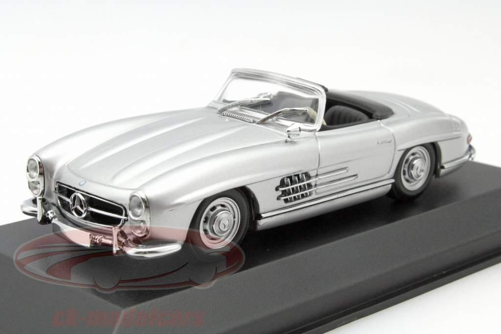 Ck modelcars 940039030 mercedes benz 300 sl roadster for Mercedes benz 300 sl roadster