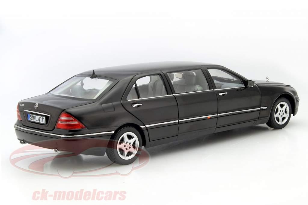 Ck modelcars 4111 mercedes benz pullman s class year for Mercedes benz 2000 models