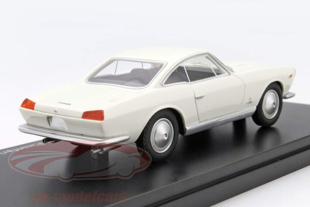 Lancia Flaminia 3C 2.8 Coupe Speciale Pininfarina white 1:43 Neo