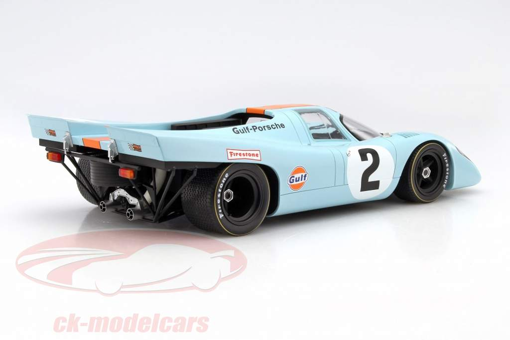 ThrowbackThursday with the Porsche 917 K in scale 1:12