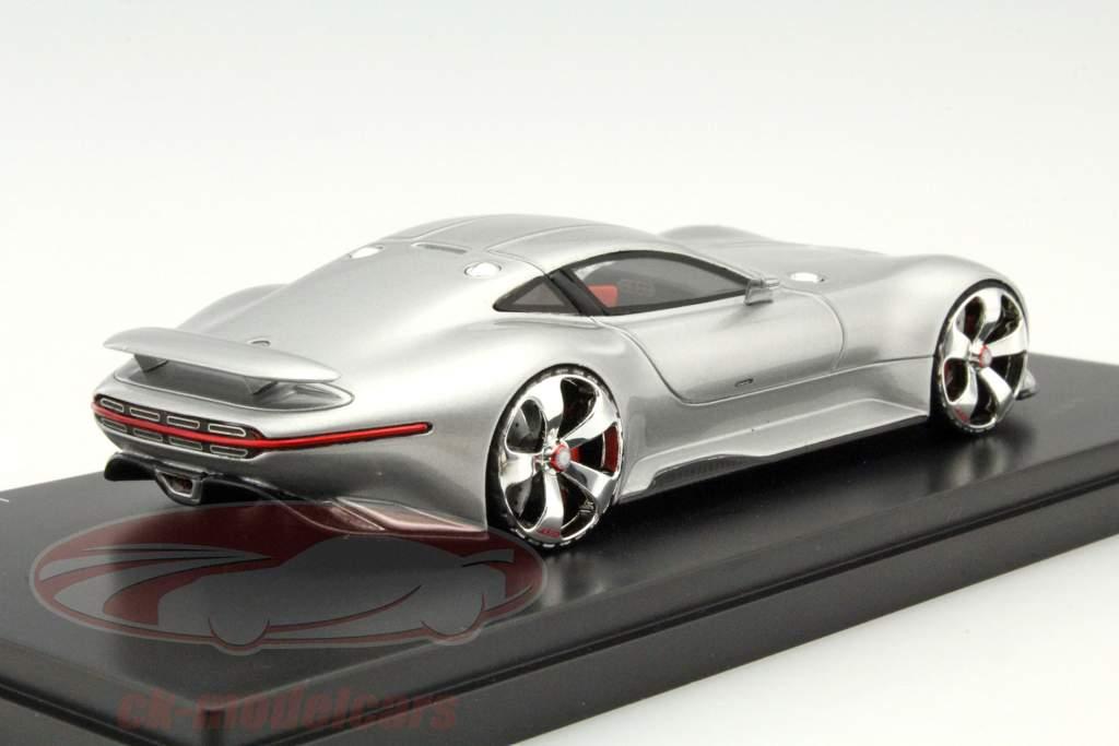 Mercedes-Benz AMG Vision Gran Turismo silber 1:43 Schuco