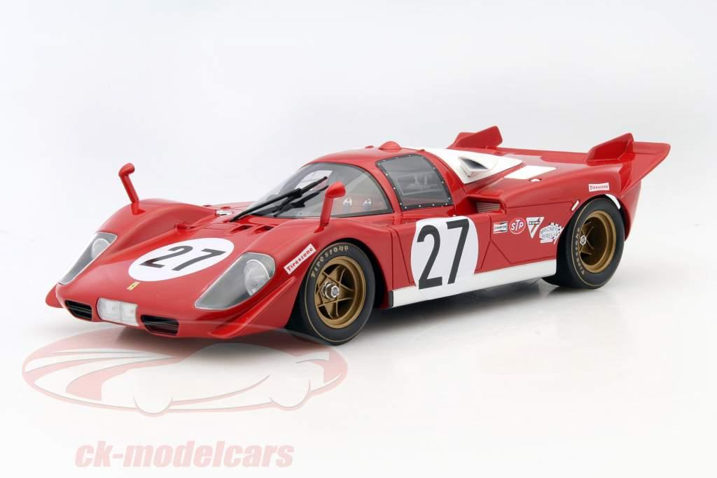 Ferrari 512 S #27 24h Daytona 1970 Ickx, Schetty 1:18 CMR