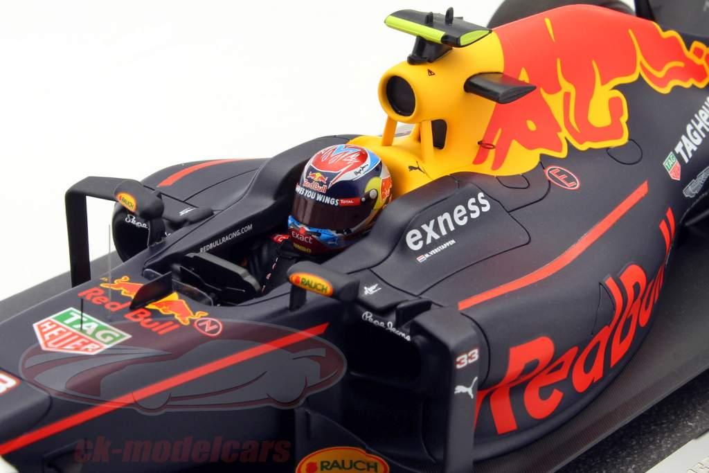 Max Verstappen Red Bull RB12 #33 monaco GP formula 1 2016 1:18 Minichamps