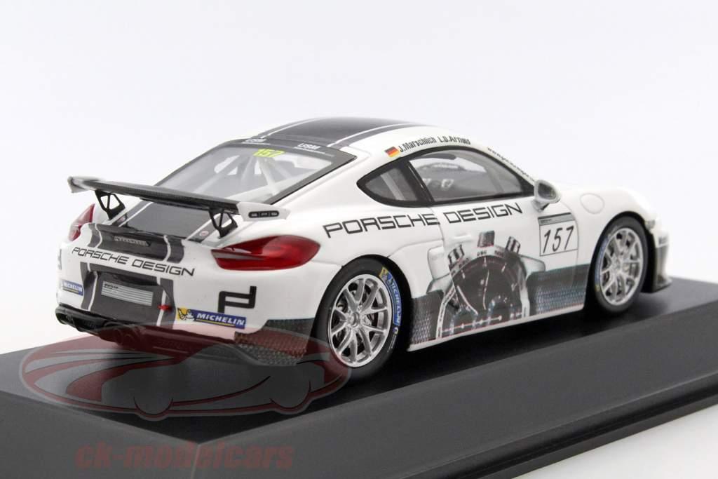 Ck Modelcars Wap0204150h Porsche Cayman Gt4 Clubsport