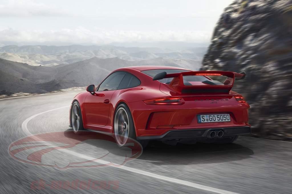 Modelcars Porsche 911 Gt3 2017