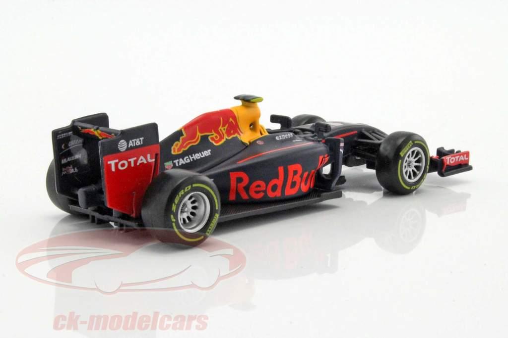 Max Verstappen Red Bull RB12 #33 formula 1 2016 1:43 Bburago