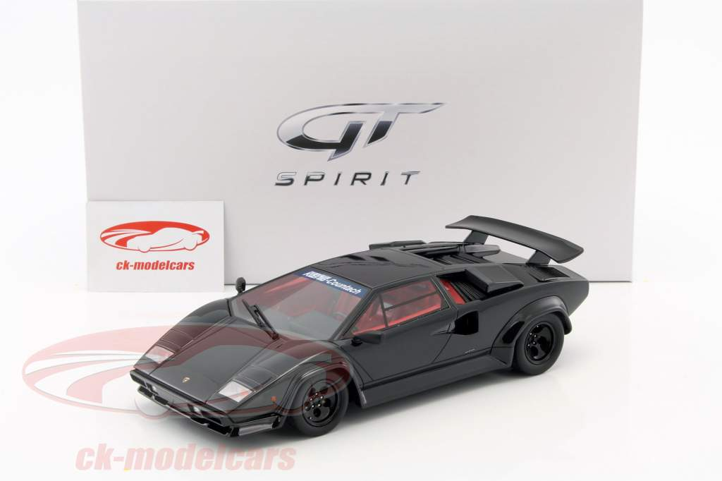 Koenig Specials Lamborghini Countach black 1:18 GT-SPIRIT