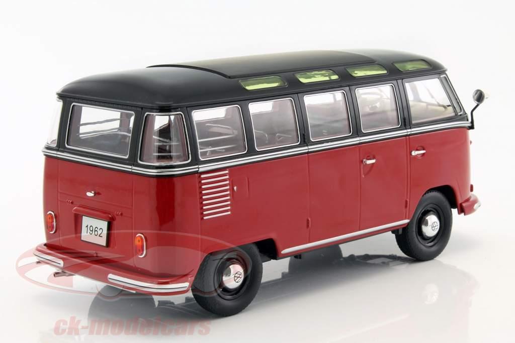 ck modelcars kkdc180153 volkswagen vw bulli t1 samba. Black Bedroom Furniture Sets. Home Design Ideas