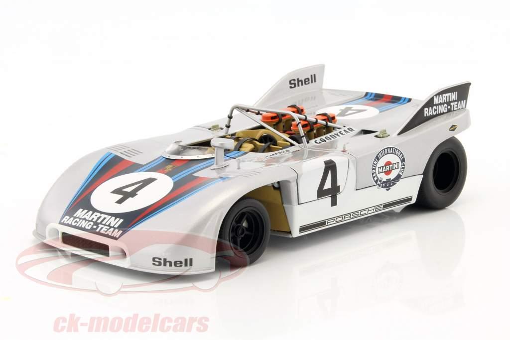 Porsche 908/03 Martini Racing Nürburgring 1971 1:18 AUTOart