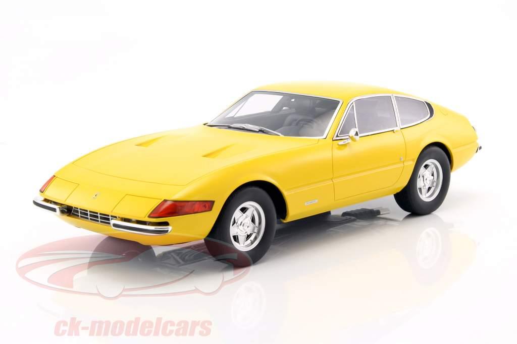 Ferrari 365 GTB Daytona yellow 1:12 GT-SPIRIT