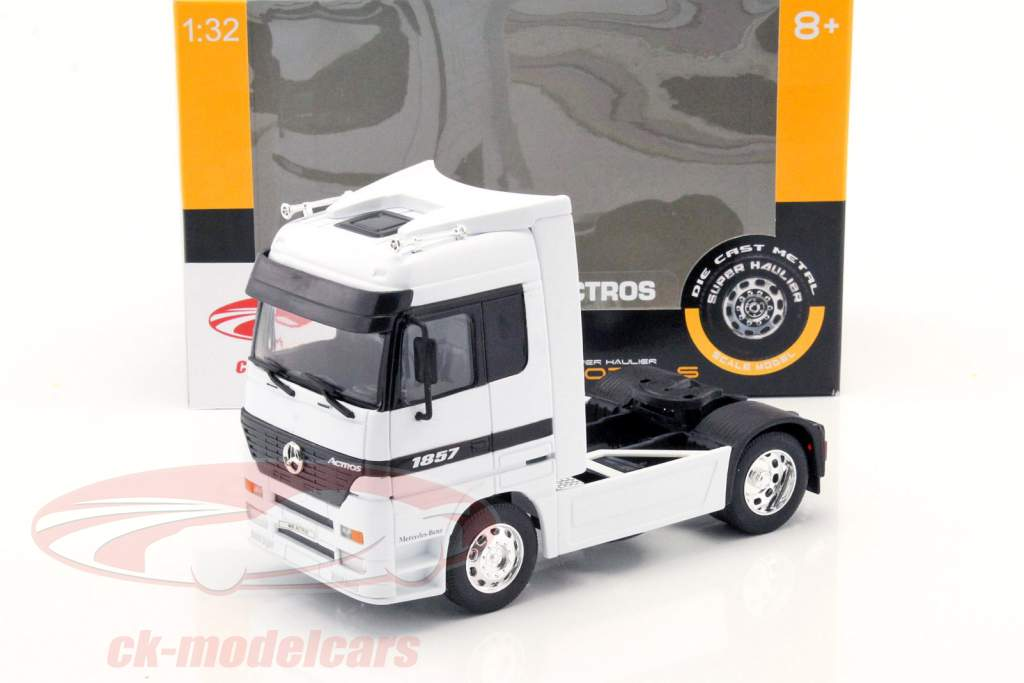 welly renault magnum 1:32