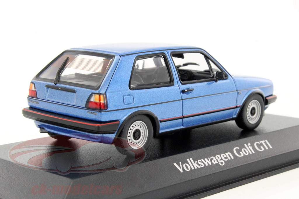 ck modelcars 940054120 volkswagen vw golf ii gti year. Black Bedroom Furniture Sets. Home Design Ideas