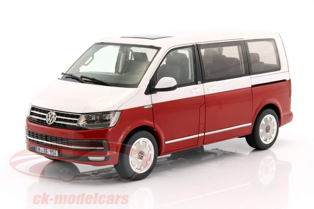 Volkswagen VW T6 Six as Generation six Special Edition