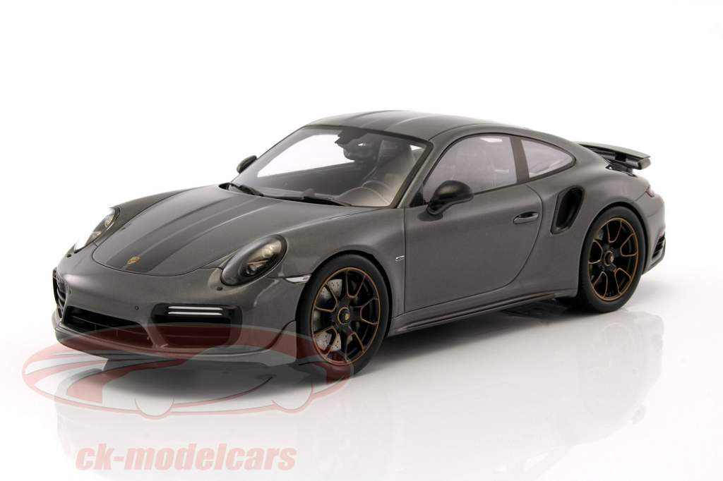 It Doesnt Get Any Better Porsche 911 Turbo S Exclusive Series