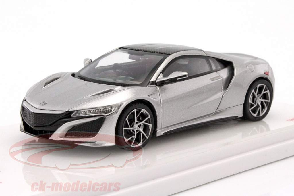 TSM With New Model Cars Of The Honda NSX And Civic Type R