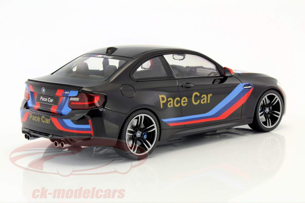 ck modelcars 155026106 bmw m2 coupe pace car year 2016. Black Bedroom Furniture Sets. Home Design Ideas