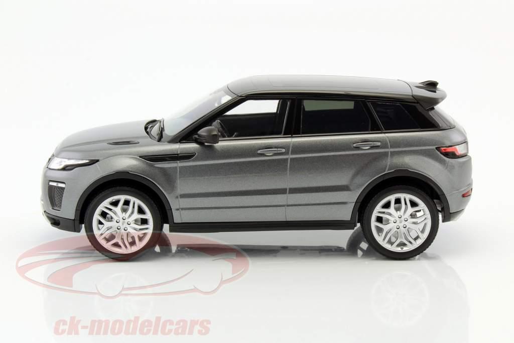 Range Rover Evoque HSE Dynamic Lux corris gray 1:18 Kyosho