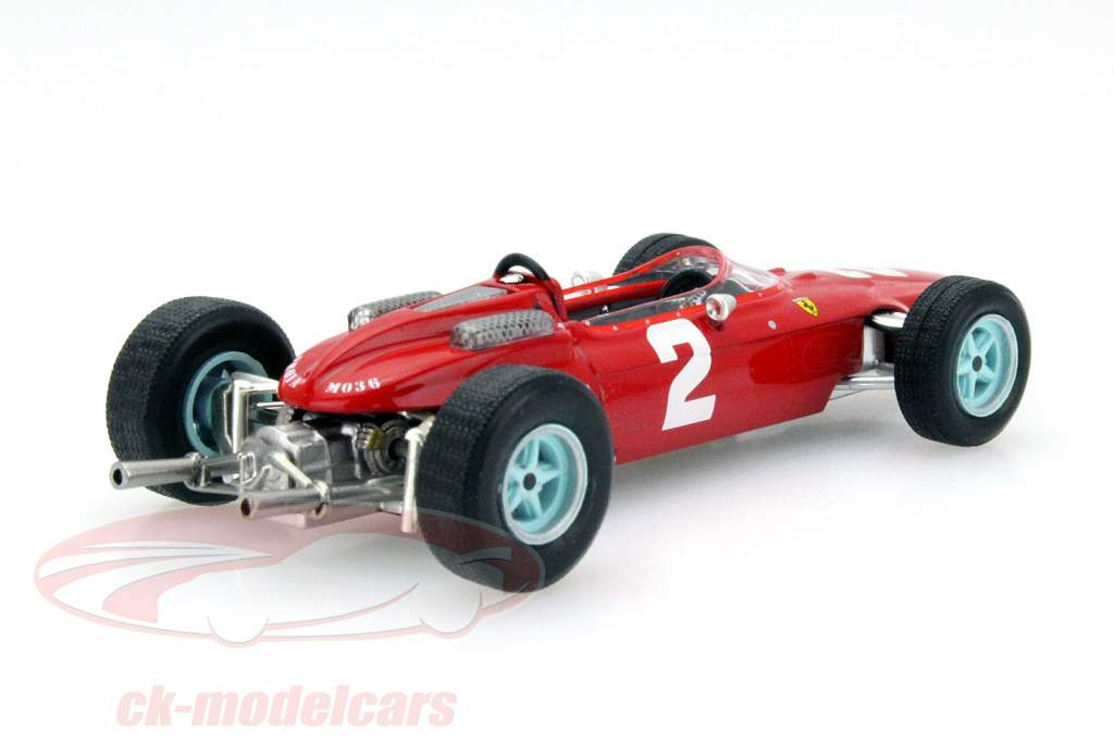 J. Surtees Ferrari 158 #2 World Champion GP Italy Formula 1 1964 1:43 Ixo