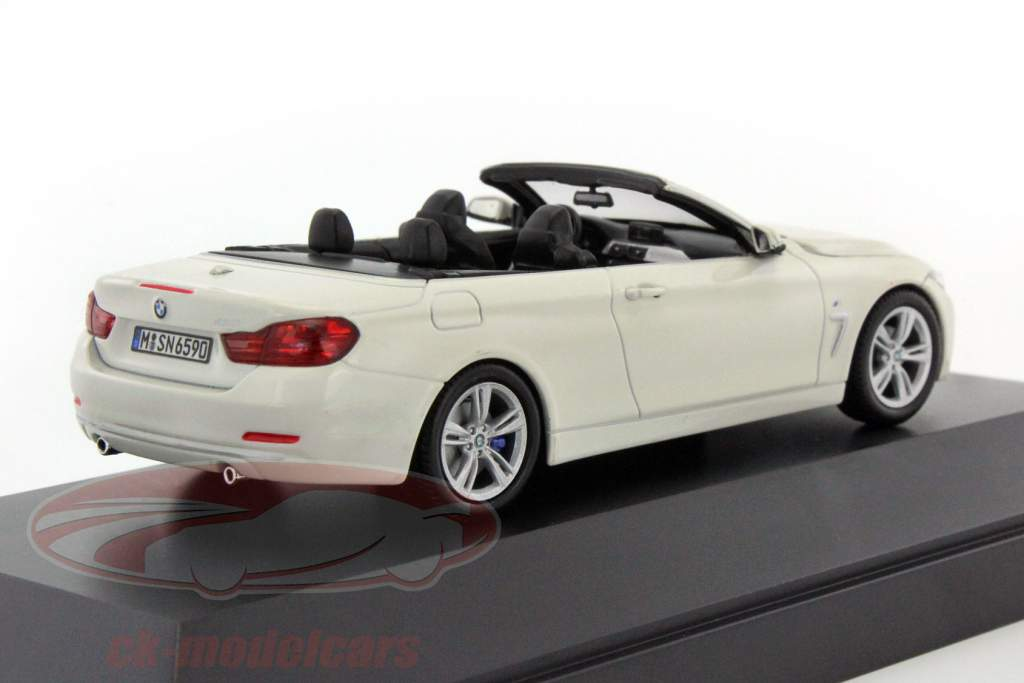 ck modelcars 80422336867 bmw 4er 4 series cabriolet. Black Bedroom Furniture Sets. Home Design Ideas