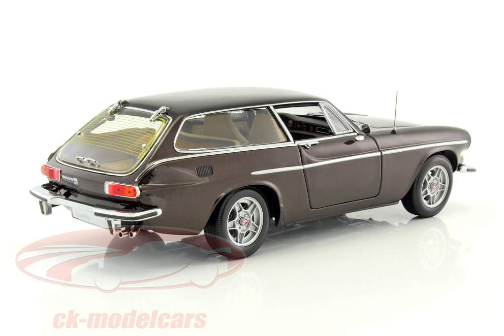 ck modelcars 100171615 volvo p1800 es year 1971 brown. Black Bedroom Furniture Sets. Home Design Ideas