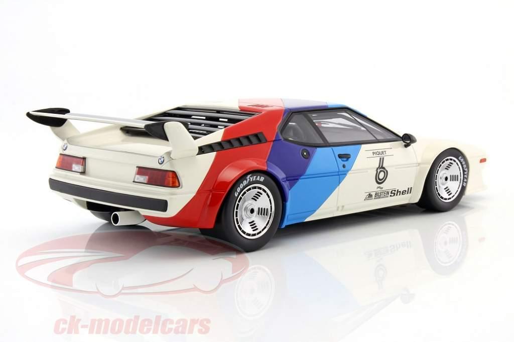 1:12 CMR bmw m1 pro car Champion lauda 1979