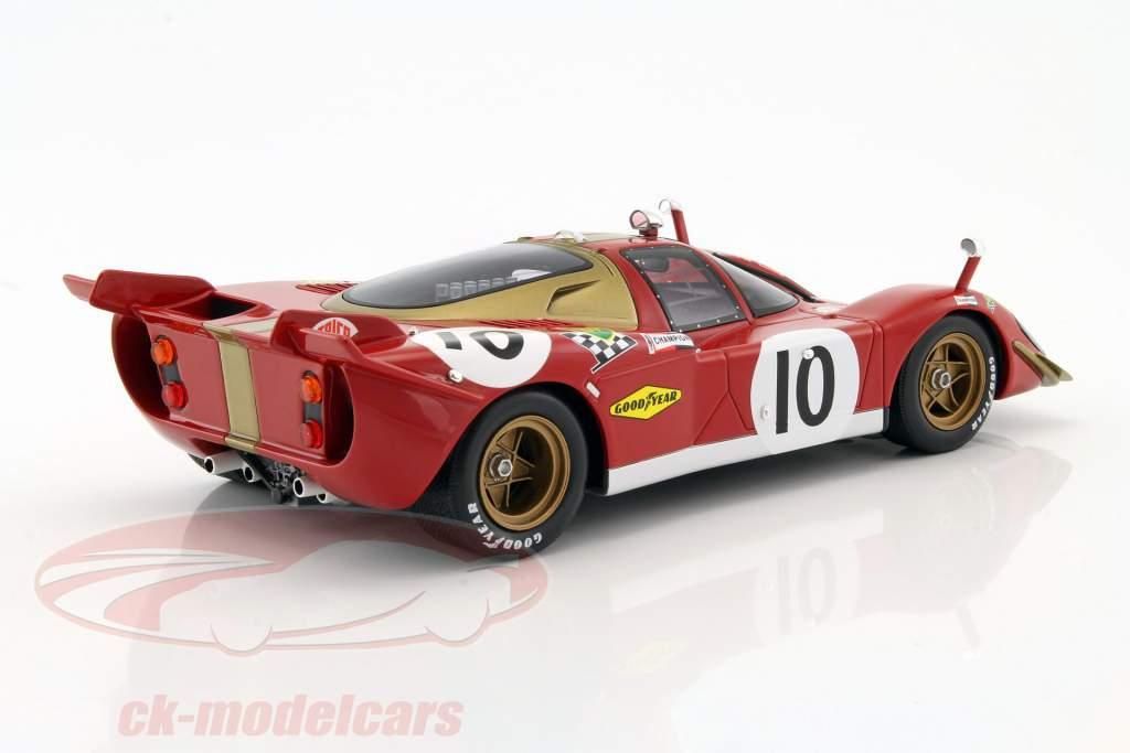 Ferrari 512S #10 24h LeMans 1970 Kelleners, Loos 1:18 CMR