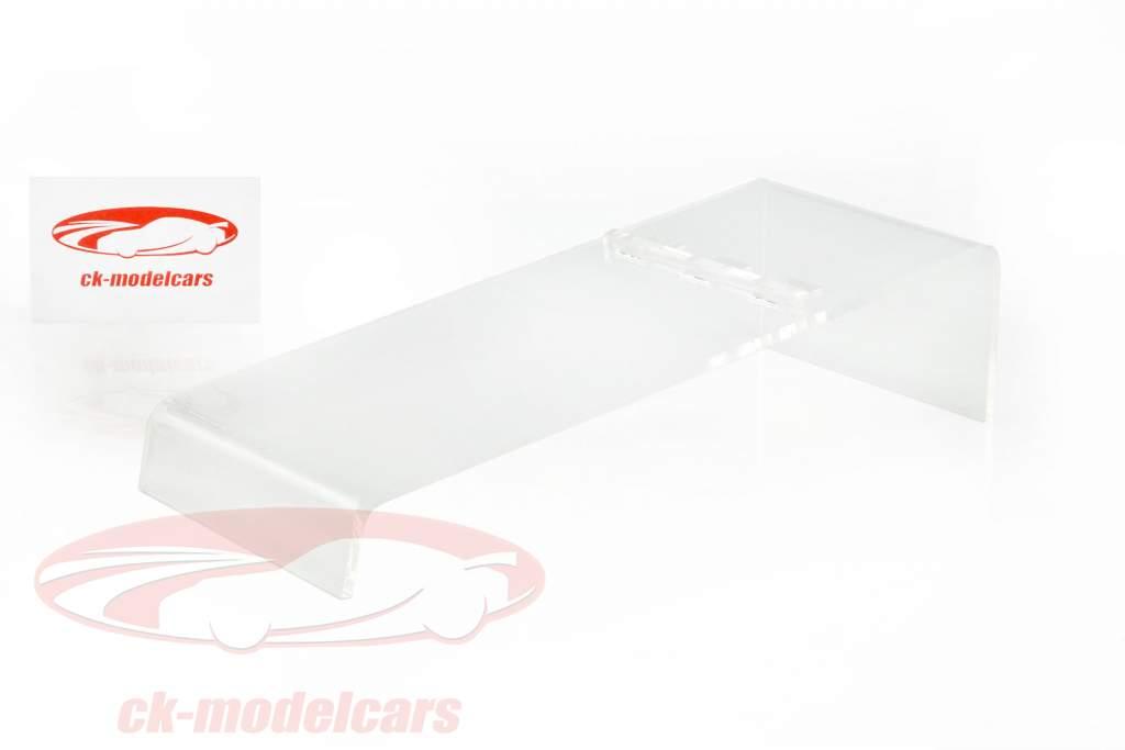 acrilico Hillramp presentazione rampa per modellini di automobili nella scala 1:18 Atlantic