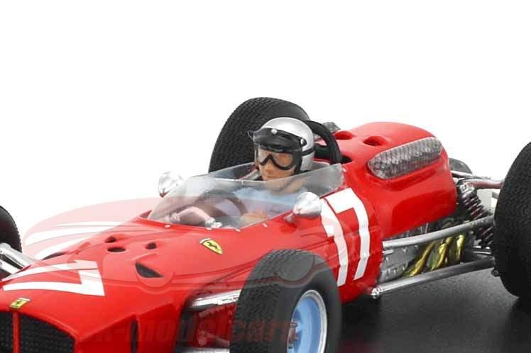 Lorenzo Bandini Ferrari 1512 #17 2nd monaco GP formula 1 1965 1:43 LookSmart