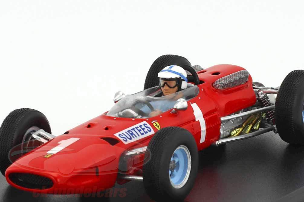 John Surtees Ferrari 1512 #1 3rd Great Britain GP formula 1 1965 1:43 LookSmart