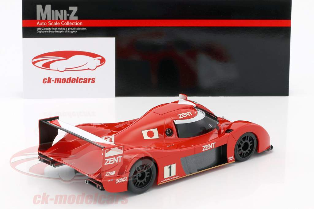 Toyota GT-One #1 24h LeMans 1999 Brundle, Collard, Sospiri 1:27 Kyosho