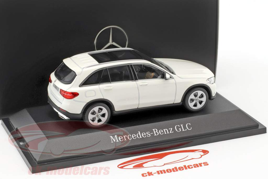 Mercedes-Benz GLC-Class X253 diamante bianco 1:43 Norev