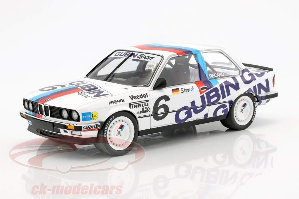 BMW 325i (E30) #6 DTM 1986 Strycek 1:18 Minichamps