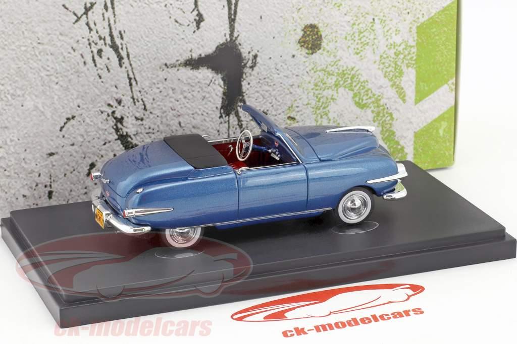 Playboy A48 anno di costruzione 1948 blu 1:43 AutoCult