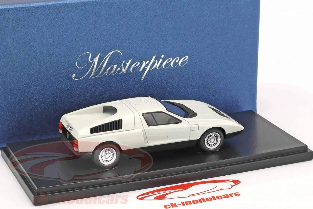 Mercedes-Benz C111 Prototype  year 1969 white 1:43 AutoCult