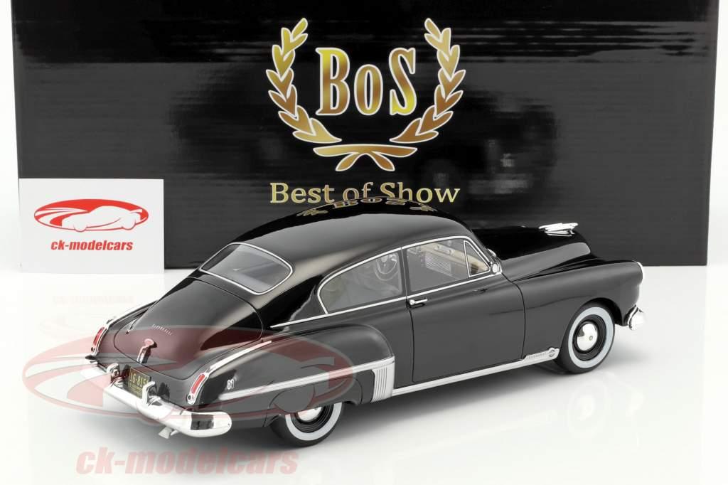 Oldsmobile Rocket 88 anno 1949 nero 1:18 BoS-Models