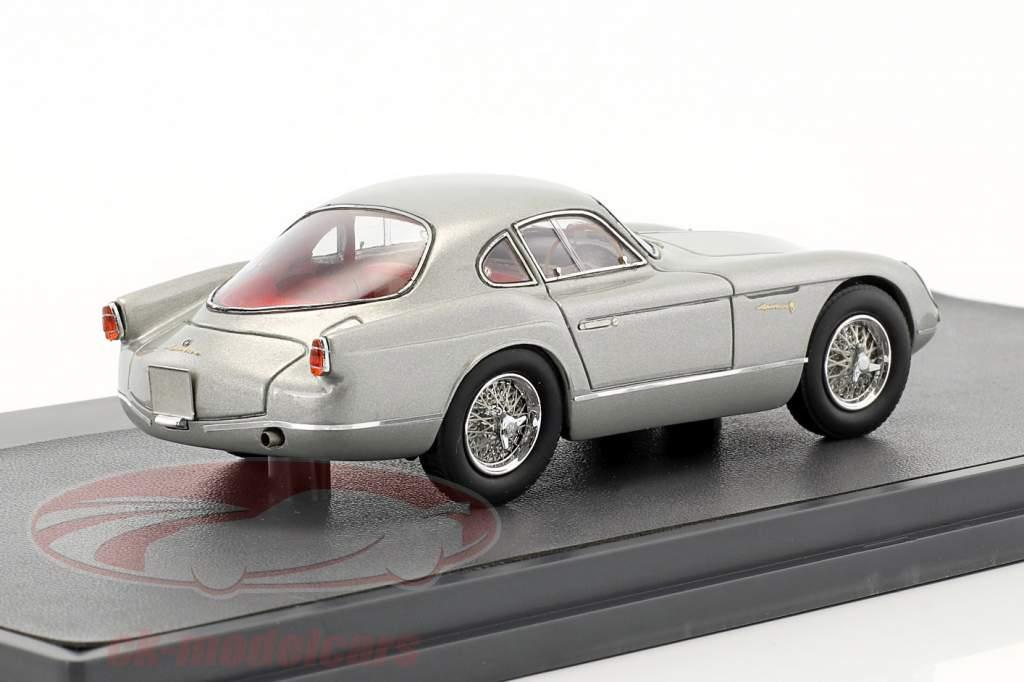 Alfa Romeo 2000 Sportiva Coupe Bertone year 1954 silver 1:43 Matrix