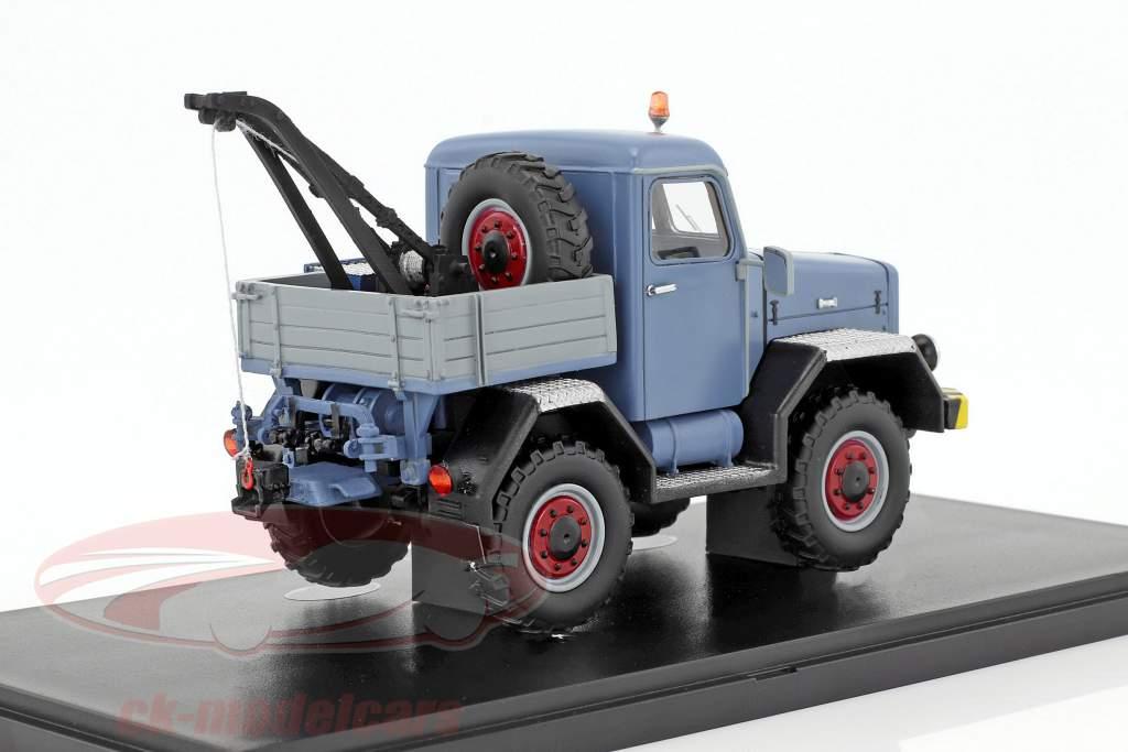 Kramer U800 Allrad Baujahr 1959 blau 1:43 AutoCult