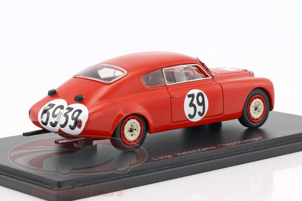 Lancia Aurelia B20 #39 24h LeMans 1952 Valenzano, Castiglioni 1:43 Spark