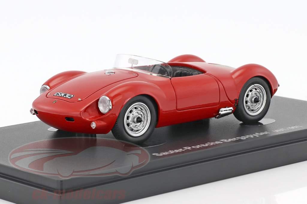 Sauter Porsche Bergspyder Baujahr 1957 rot 1:43 AutoCult